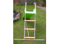 Childs garden slide for sale  Somerset
