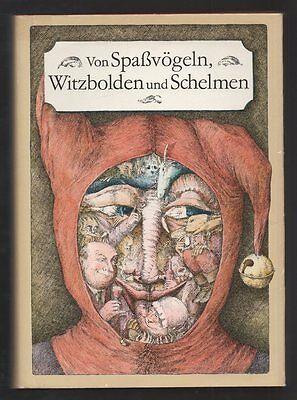 Von Spaßvögeln, Witzbolden und Schelmen – Rudolf Chowanetz & Christa Unzner  DDR