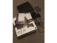 Sony Playstation (PS3), GT5 Game & Two controllers
