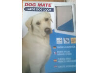Large Dog Mate dog flap / dog door