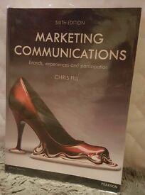 Marketing Communications by Chris Fill