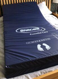 Hospital Type Mattress - Invacare Essential Care (200x88x15cm)