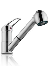 BRAND NEW STILL IN BOX PULL OUT SPRAY MIXER TAP FOR KITCHEN SINK TAP