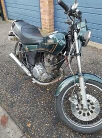 Yamaha sr 125 L reg SOLD