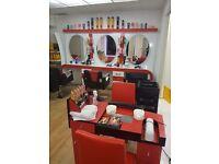 Barber/hairdresser/beauty salon