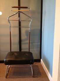 Gentlemans valet stand vintage retro 1950/60's design