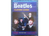 Pack Of 'Beatles' Picture Playing Cards (2004)