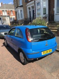 Great Blue Vauxhall Corsa Life 1.0L **Ideal 1st car or run-around**