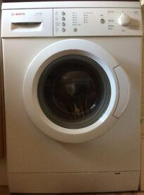 BOSCH Classixx 1200 Express Washing Machine + Manual