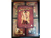 DVD Boxset: Indiana Jones