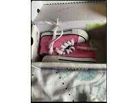 Girls infant soulcal & co high top size 6