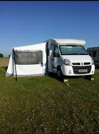 2006 Renault master Chausson Allegro 83 Motor Home *low mileage*