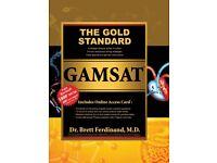 Brand New Gamsat Gold Standard Book
