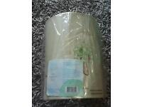 Winnie the pooh light shade perfect for a nursery. Comes with roll of matching wallpaper.