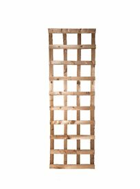 HEAVY DUTY SQUARE TRELLIS PANEL From £7.50
