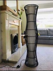 Lamp beautiful M/S tall floor lamp £90