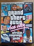 Grand Theft Auto Vice City Strategy Guide