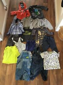 15 items of 6-9months clothes