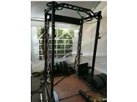"Againfaster full Power cage. Condition is ""Used""."