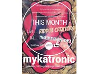 Mykatronic - an electronic jam - this Sunday - want to play?