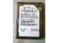 Hitachi 80GB hard drive