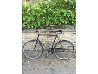 Mens Single Speed Dutch Style City Bike Bicycle Raleigh Chiltern Cruiser