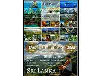 All inclusive Holiday to Sri Lanka