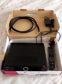 Freesat+ HD Digital TV recorder