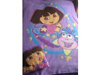 Dora explora blanket