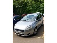 2007 fiat grande punto 1.2 active 5 door hatchback