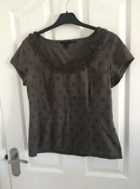 Boden top - size 12