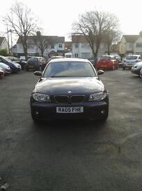BMW 1 SERIES 120i Sport 5dr (black) 2005