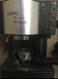 BRIEL ES35 Chamonix espresso machine