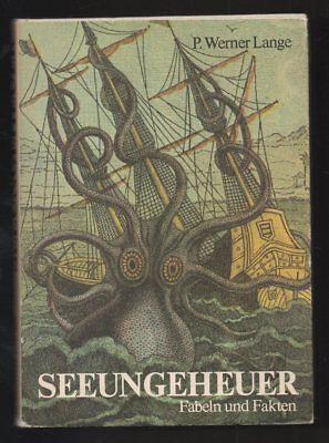 Seeungeheuer: Fabeln und Fakten – Werner Lange & Lutz Müller  DDR Abenteuerbuch