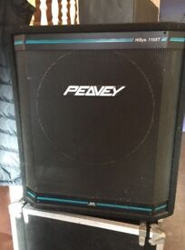 PEAVEY 2000 Watts PA System