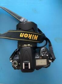 Used Nikon D7000 16.2MP Digital SLR Camera