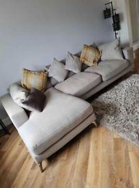 Grey sofology sofa *FREE*