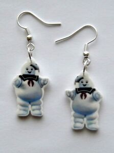 Stay-Puft-Marshmallow-Man-Earrings-Ghostbusters-Movie
