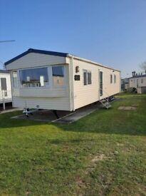 Static caravan, 6 berth