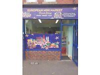 Shop for sale £7500!!! Princess Road.