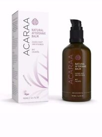 ACARAA WOMENS After Shave Balm, 1x100ml - New
