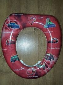 Disney cars training seat