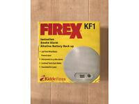 Kidde Firex KF1 Mains Smoke Alarm - new, never used