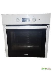 Gorenje BO4375AW 60cm Electric Single Oven, White