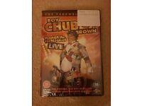 BRAND NEW ROY CHUBBY BROWN DVD.
