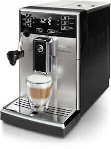 Philips HD8924/47 Saeco Super-Automatic Espresso Machine with Automatic Milk Frother