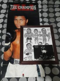 Boxing Wall Art Collection