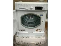 Brandnew Indesit IDCE8450BH 8kg free standing white tumble dryer