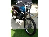 Fantic Caballero 50cc 1973 TX96 6 speed