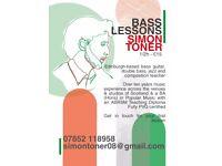 Edinburgh Bass Lessons